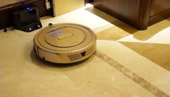 对待扫地机器人企业双重标准?