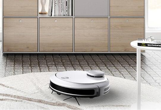 科沃斯发布的几个系列的扫地机器人