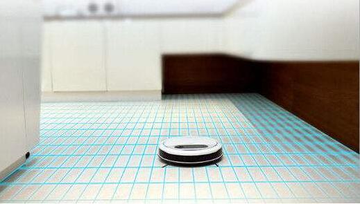 扫地机器人操作比较简单